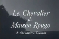 Le Chevalier de Maison-Rouge (fin alternative) (1963)